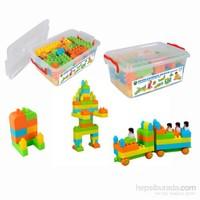 Pilsan Lüx Zeka Blokları No:2 (90 Parça)