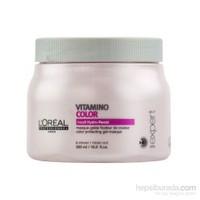Loreal Paris Vitamino Color Boyalı Saçlara Özel Jel Maske 500 Ml