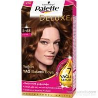 Palette Deluxe 5.68 Kestane Saç Boyası