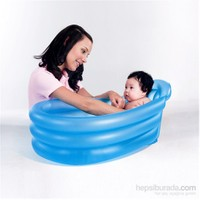 Bestway Şişme Tabanlı Bebek Havuzu (Küvet) (79 cm x 51 cm x 33 cm ) 51113