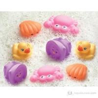 Playgro Banyo Oyuncağı Seti / Pembe