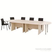 Truva Toplantı Masası 360 Cm