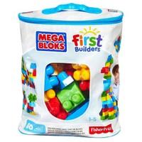 Mega Bloks First Builders 60'lı Blok Torbaları
