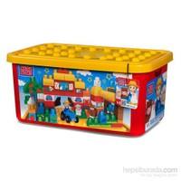 Mega Bloks First Builders Kutuda Çiftlik Macerası Oyun Seti