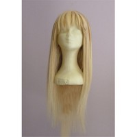 Gerçek İnsan Saçı El Yapımı 65 Cm