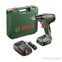 Bosch PSR 1440 LI-2 Tek Akülü Çantalı Vidalama