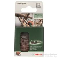 Bosch Prr 250 Es Yaprak Rulo Zımpara Aksesuarı - 60 Mm, 240 Kum