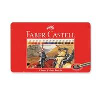 Faber Castell Tam Boy Boya Kalemi 36 Renk Metal