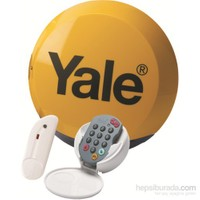 Yale Compact Tip Kablosuz Alarm Seti