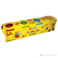 3A Oyun Hamuru 4 Renk x 100 gr
