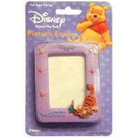 Winnie The Pooh & Tigger Mor Resim Çerçevesi