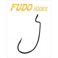 Prusa Fishing Fudo 5601 Fudo Worm 111 Black Nıkel No:1