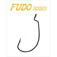 Prusa Fishing Fudo 5701 Fudo Worm 112 Black Nıkel No:1/0