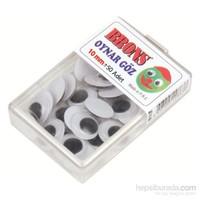 Brons Br-610 Oynar Göz 10 mm Plastik