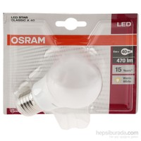 Osram Led ampul Normal CLS A40 6W/827 E27