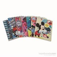 Umur Mickey Mouse Sp.Bloknot A7 40 Yp.Kareli