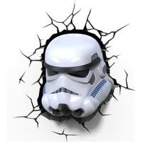 3D Light Fx Star Wars Stormtrooper Duvar Lambası