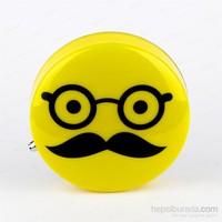 Dekorjinal Emoji Smiley Lamba Sml002