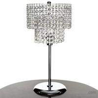 Superlight Kristalli Maxi Masa Lambası