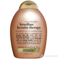 Organix Brazilian Keratin Therapy Conditioner 385 Ml - Brezilya Keratin Bakım Kremi