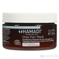 Hamadi Shea Hair Mask 120ml - Shea Saç Maskesi