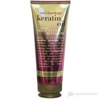 Organix Keratin Oil 3 Minute Miraculous Recovery 200 Ml - Kırılma Engelleyici 3 Dakikada Mucizevi Canlandırıcı