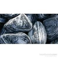 Plantistanbul Black Angel Doğal Dekoratif Taş 5-10 Cm, 25 Kg