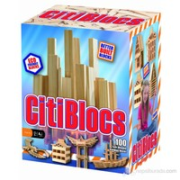 CitiBlocs Natural 100'lük Kutu
