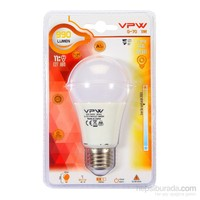 Vpw G-70 11W Sıcak Gün Işığı 3000K Led Ampul