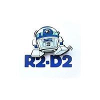 3D Light Fx Star Wars R2-D2 Mini Duvar Lambası