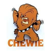 3D Light Fx Star Wars Chew Mini Duvar Lambası