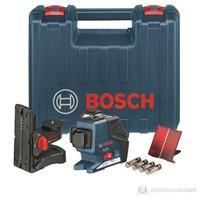 Bosch GLL 3-80 P + BM1 Düzlemsel Hizalama Lazeri (BM 1 Mıknatıslı Sabitleme Aparatı İle Birlikte)
