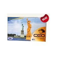 Ceo 3D Ahşap Puzzle Özgürlük Anıtı Ceo-Ap0003