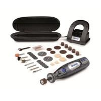 Dremel Micro: 35 Aksesuarlı Li-ion Akülü El Motoru Sistemi