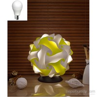 Cosmo Light Libra Two Color Led Abajur