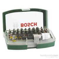 Bosch 32 Parça Vidalama Seti