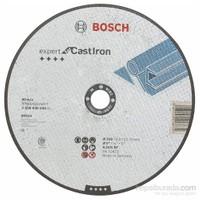 Bosch - Expert Serisi Dökme Demir İçin Düz Kesme Diski (Taş) - As 24 R, 230 Mm, 3,0 Mm