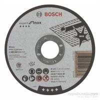 Bosch - Expert Serisi Inox (Paslanmaz Çelik) İçin Düz Kesme Diski (Taş) - As 46 T Inox Bf, 115 Mm, 1,6 Mm