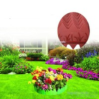 Concept Dekoratif Bahçe Çiti 8'li