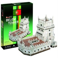 Cubic Fun Belem Tower (3D Puzzle)