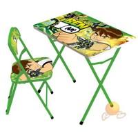 Ben10 Masa - Sandalye Seti (FR06903)