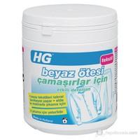 Hg Beyaz Ötesi Çamaşırlar İçin Etkili Deterjan 400 Gr