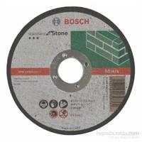 Bosch - Standard Seri Taş İçin Düz Kesme Diski (Taş) - C 30 S Bf, 115 Mm, 22,23 Mm, 3,0 Mm
