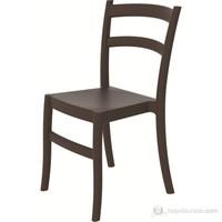 Siesta 018 Tiffany Sandalye Kahverengi - 1 Adet