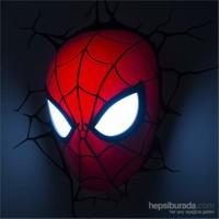3D Lisanslı Örümcek Adam Gece Lambası