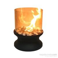GardenLife Dekoratif Gaz Lambası - Cuatro Gazlı Mumluk