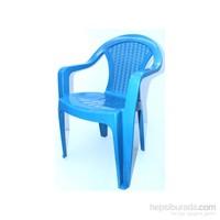 Homecare Plastik Kolçaklı Sandalye 150305