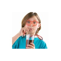 Mudos Eğlenceli Pipet Gözlük