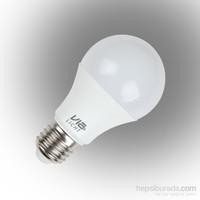 Vialicht 5W (40W) Led Ampul E27 470Lm2700K Sarı Işık