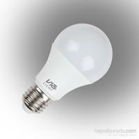Vialicht 10W (60W) Led Ampul E27 810Lm2700K Sarı Işık